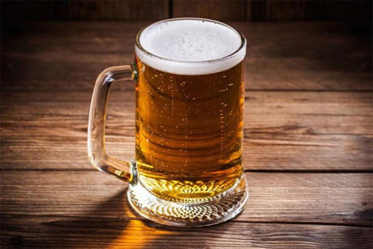 Proizvedeno pivo s ukusom suzavca