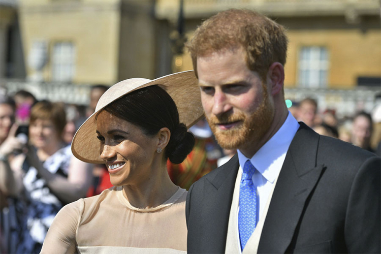 Princ Hari i Megan prvi put u javnosti od vjenčanja