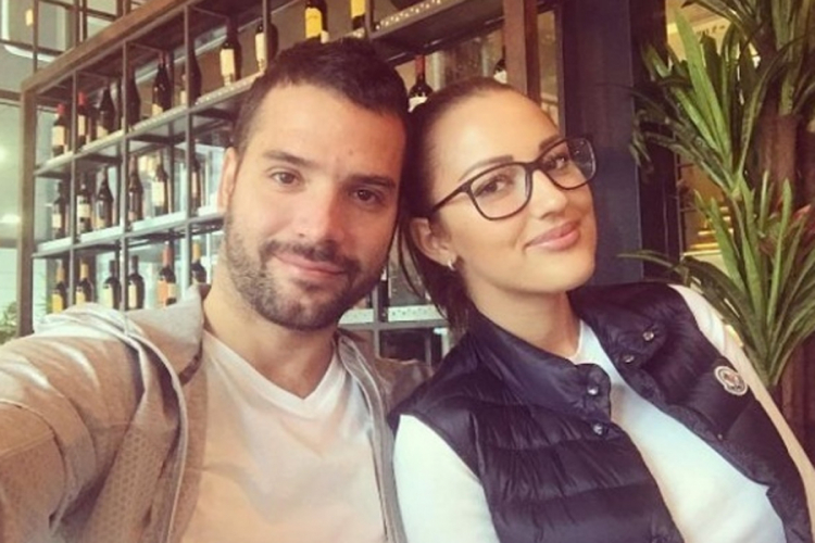 Aleksandra Prijović i Filip Živojinović potpisali predbračni ugovor
